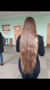 Продажа волос Москва