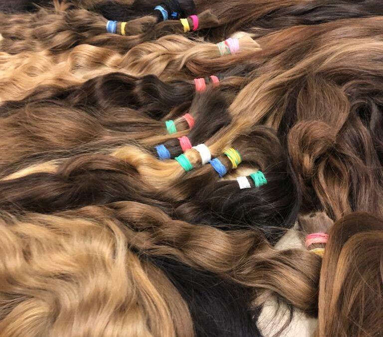 Продажа волос в России процветает