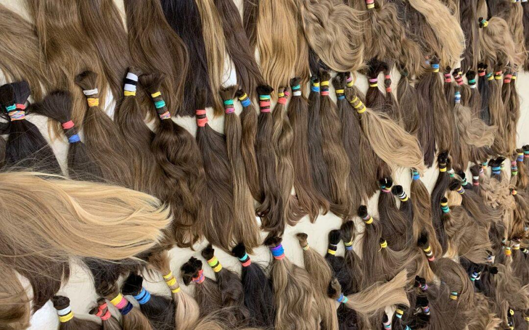 Уход за волосами перед продажей