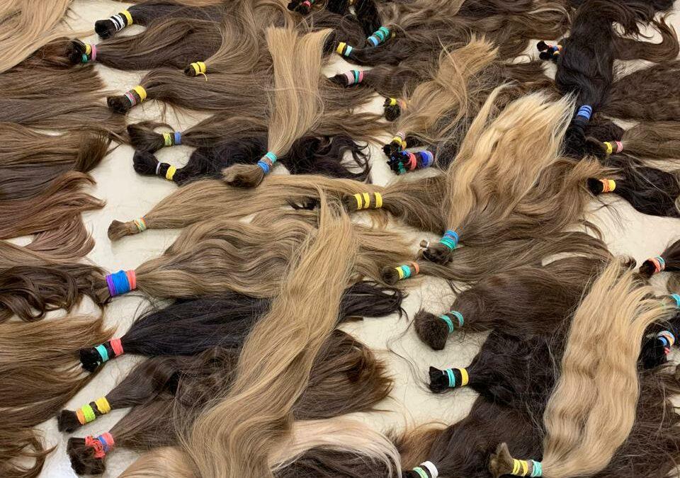 Спрос на продажу волос растет
