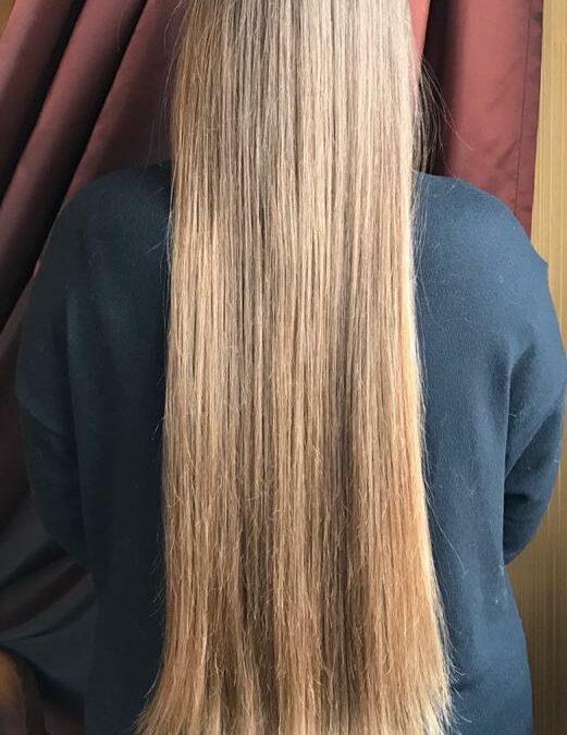 Продать славянские волосы