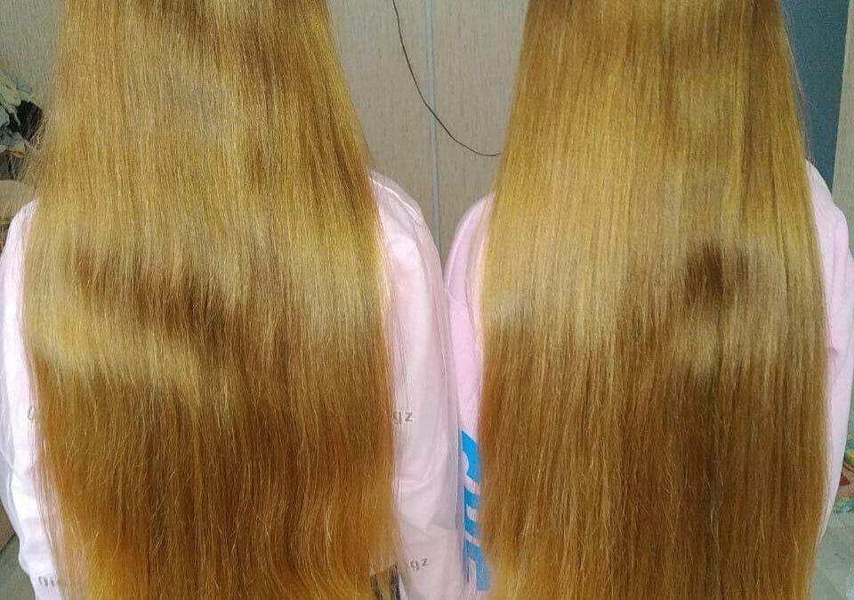 Как заработать на натуральных волосах?