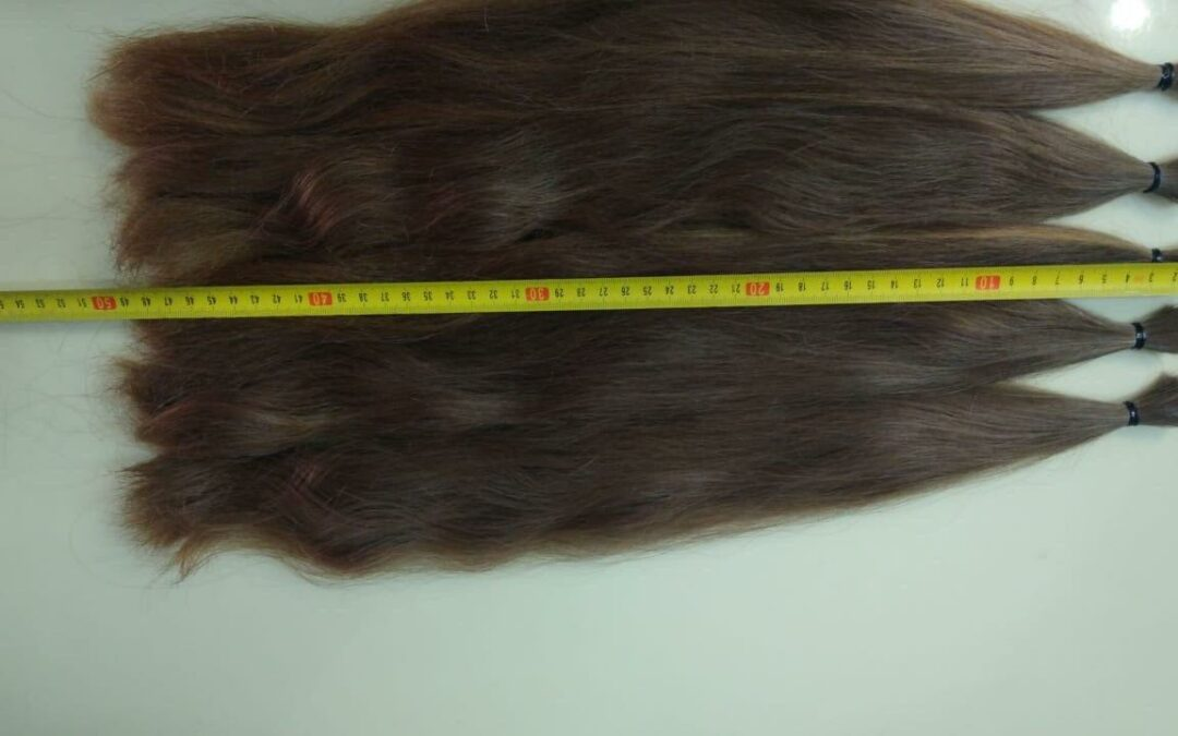 Насколько быстро отрастают волосы?