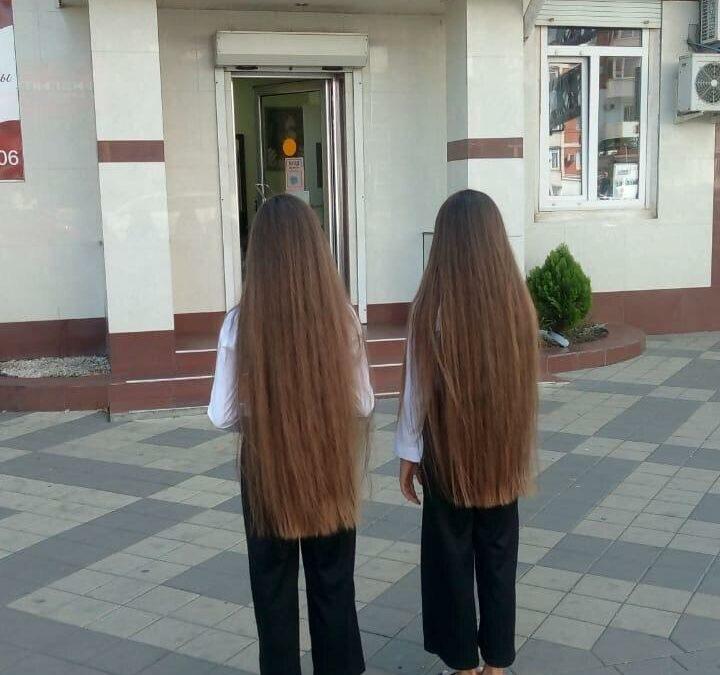 Продать свежесрезанные волосы