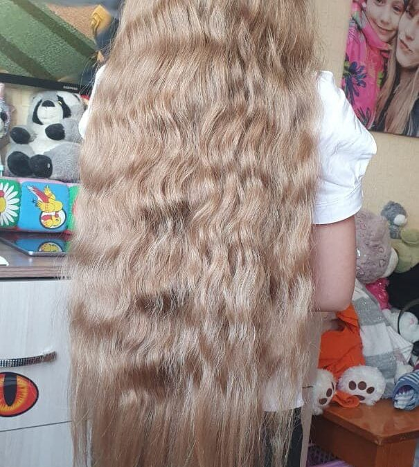 Как ухаживать за волосами для продажи?